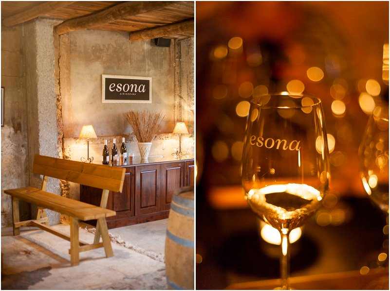 Esona Boutique Wine Estate