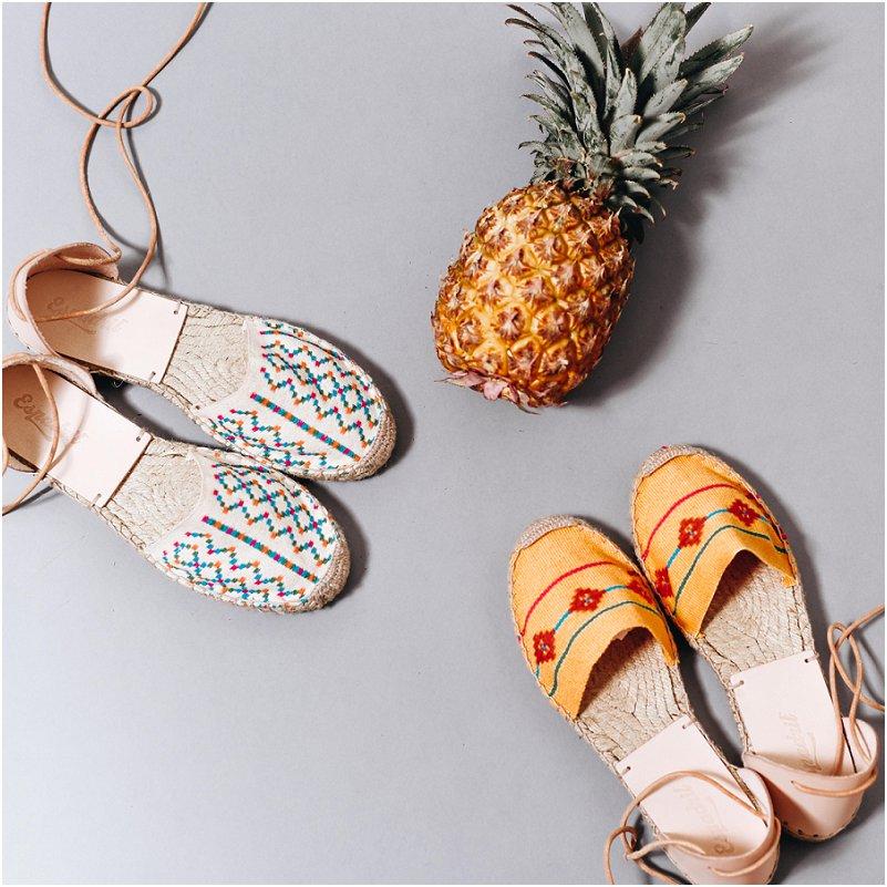 Mediterranean shoes