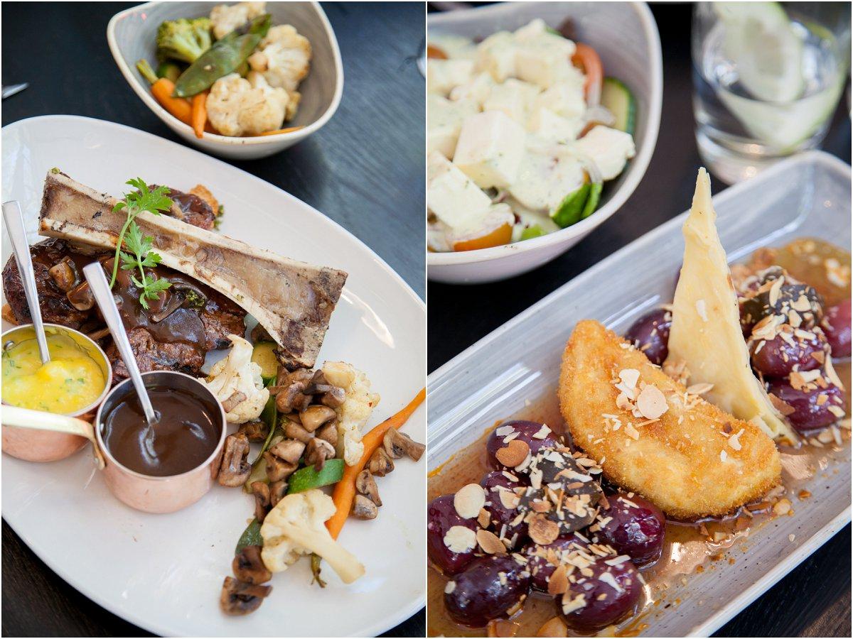 four cousins restaurant robertson vorsprung studio