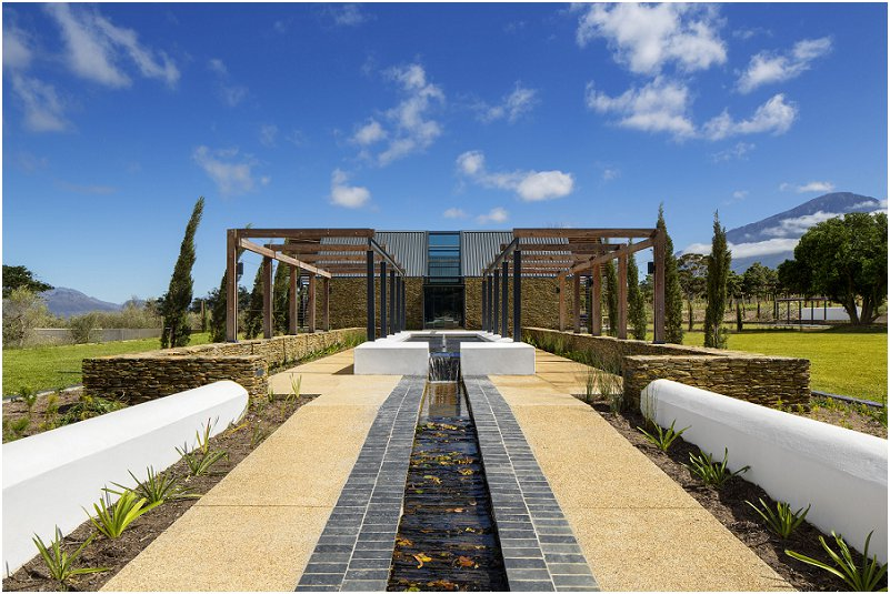 Bosjes Wedding Venue, Tea Garden And Kitchen