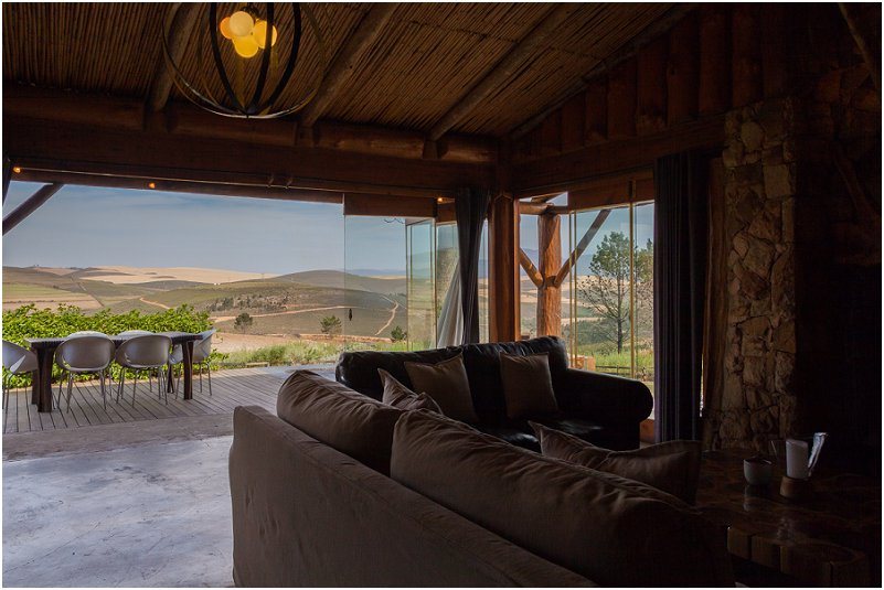 rivate jacuzzi accommodation western cape