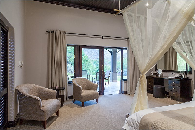 luxury game lodges western cape