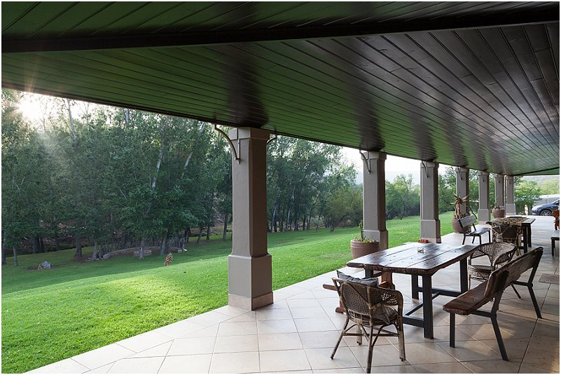 lodges in western cape