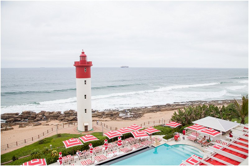 The Oyster Box in Umhlanga