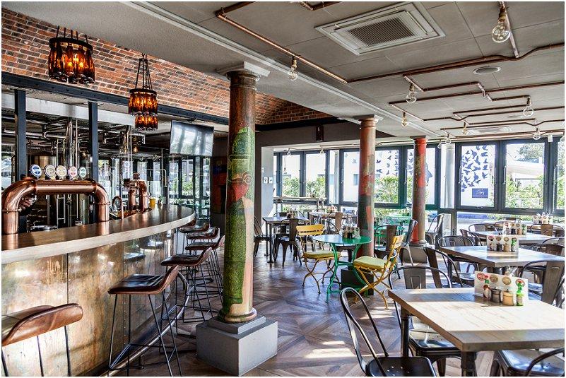 Tuk Tuk Microbrewery Franschhoek Restaurant lunch Vorsprung Studio Photographer