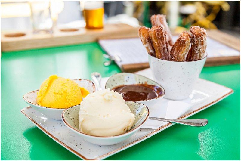 Tuk Tuk Microbrewery Franschhoek Restaurant Mango Ice Cream Vorsprung Studio Photographer