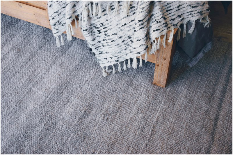 Greyroom hand-woven rugs and art, made from cotton and caracol wool
