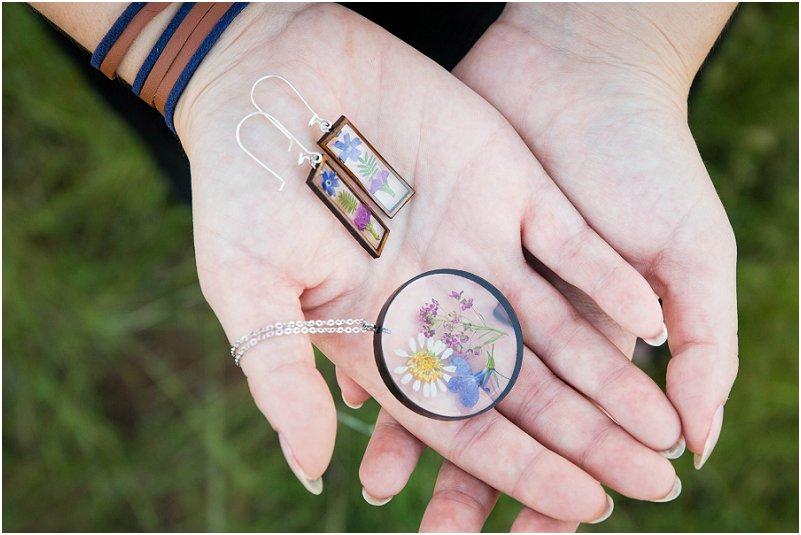 Botanical and Folk Jewellery