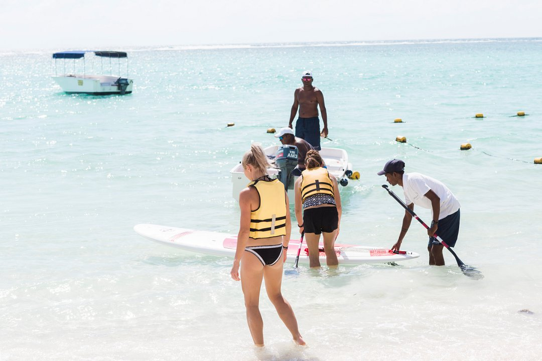 Salt of Palmar Boutiek Hotel in Mauritius
