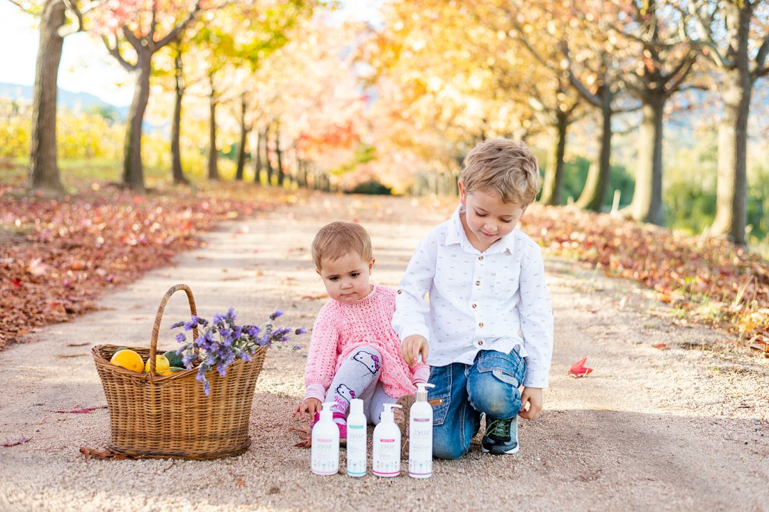 skincare range for baby & toddlers